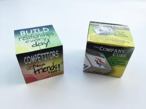marketing agency promo items
